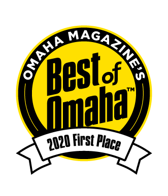 Best of Omaha Child Party Provider - 2020 First Place