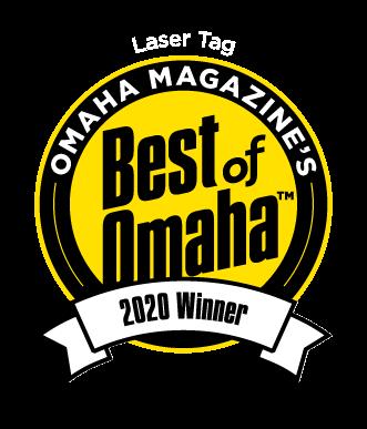 Best of Omaha Laser Tag - 2020 Winner