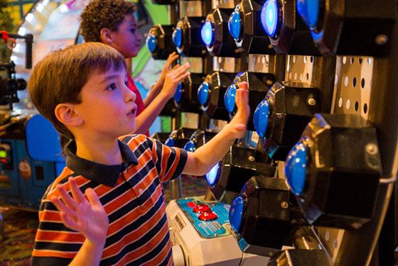 Amazing Arcade Ticket Games