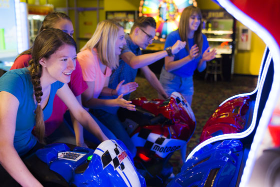 Amazing Arcade Video Games